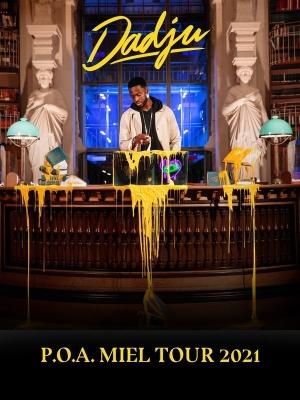 P.O.A. Tour 2020 - Dadju