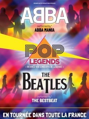 Pop Legends : Abba & The Beatles